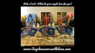 Video PICK A CARD ~What do your angels want you to know right now MP3, 3GP, MP4, WEBM, AVI, FLV Juni 2019
