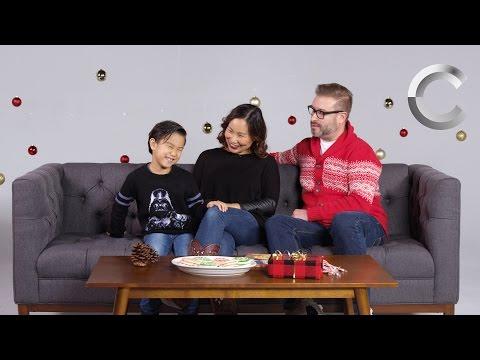 Parents Tell Their Kids Santa Isn't Real