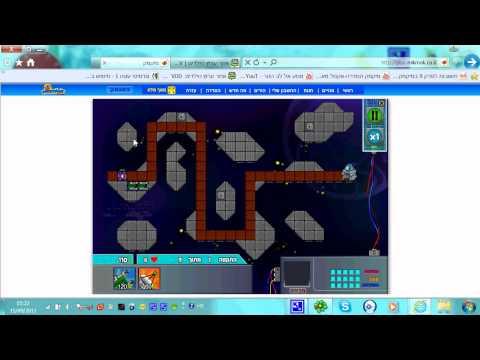 """מיקמק: משחק חדש בעולם של מיקמק """" הגנת הגלקסיה"""""""