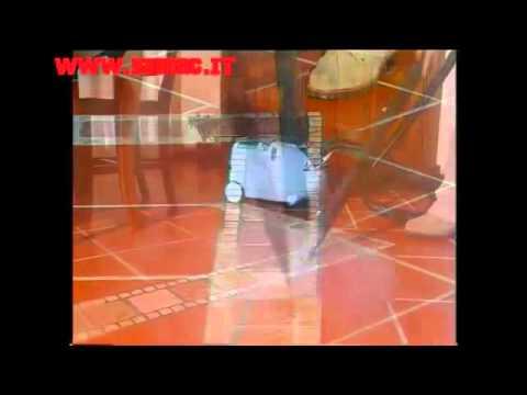 Saimac lavasciuga pavimenti: Nuvola pulizia e sanificazione a vapore