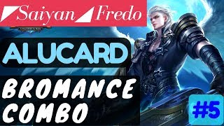 Bromance Combo [Rank 1 Alucard]  Alucard Gameplay and Build By ◤Saiyan◢ Fredo #5 Mobile Legends.https://www.youtube.com/watch?v=uTLrZhOwUJY#MLBB #Alucard #Fredo #Saiyan #TopRanked #Rank1 #Toprank Player            : ◤Saiyan◢ FredoTeam             : $ᵃᶦߌᵃⁿBattle Spells : PurifyBuild              : Haas's Claw, Warrior Boots, Berseker's Fury, Blade of Despair, Malefic Roar, Immortality.Rank              : Glorious LegendMore Videos: Indonesia VS Malaysia [3rd Game 200717] National Arena Contest Mobile Legends.https://youtu.be/QC3juaqDn2IWiped Out! [Rank 4 Fanny]  Fanny Gameplay and Build By ᴢxυαи εϊɜ #5 Mobile Legends.https://youtu.be/vMEdYum89DMNo More Yun Zhao [Rank 1 Zilong]  Zilong Gameplay and Build By SkyWee  ᴿᵉᵛ Mobile Legends.https://youtu.be/FER7QzfTFJQFinally !! Rank 1 [Rank 1 Bruno]  Bruno Gameplay and Build By yqyq93 Mobile Legends.https://youtu.be/PkcHYjl-WpkInsane Shadow Skill [Rank 3 Hayabusa]  Hayabusa Gameplay and Build By ᴄʀᴜɴᴄʜSoJu Mobile Legends.https://youtu.be/ljLJLFxgRp0Post Nerf [Rank 1 Saber]  Saber Gameplay and Build By alive.Joker #3 Mobile Legends.https://youtu.be/5YNmEAG1JcoIt's Over 9000!!! [Rank 1 Alucard]  Alucard Gameplay and Build By ◤Saiyan◢ Fredo #4 Mobile Legends.https://youtu.be/jt-j4Bve2no===============================================Music :Intro and outro:Warriyo - Mortals (feat. Laura Brehm) [NCS Release] https://www.youtube.com/watch?v=yJg-Y5byMMwConnect with NCS:Snapchat: ncsmusic• http://soundcloud.com/nocopyrightsounds• http://instagram.com/nocopyrightsounds• http://facebook.com/NoCopyrightSounds• http://twitch.tv/nocopyrightsounds• http://twitter.com/NCSounds• http://spoti.fi/NCSWarriyo• https://soundcloud.com/warriyo• https://www.facebook.com/WarriyoMusic/• https://twitter.com/warriyo• https://www.youtube.com/WarriyoMusicLaura Brehm• https://soundcloud.com/laurabrehm• https://www.facebook.com/laurabrehmmusic• https://twitter.com/laurakbrehm• https://www.youtube.com/user/laurabrehmJoin your friends in a brand new 5v5 MOBA showdown against real human opponents, Mobile Legends! Choose your favorite heroes and build the perfect team with your comrades-in-arms! 10-second matchmaking, 10-minute battles. Laning, jungling, tower rushing, team battles, all the fun of PC MOBAs and action games in the palm of your hand! Feed your eSports spirit!Mobile Legends, 2017's brand new mobile eSports masterpiece. Shatter your opponents with the touch of your finger and claim the crown of strongest Challenger!