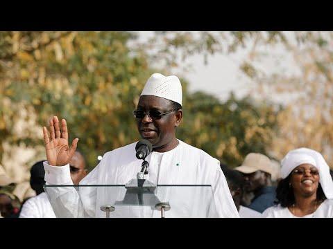Senegal: Staatschef Macky Sall gewinnt die Präsidentenwahlen