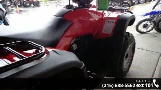 10. 2013 Honda FourTrax® Foreman® Rubicon® Utility - East ...
