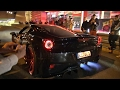 Ferrari 458 Italia w/ Straight Pipes Exhaust Shooting FLAMES!!