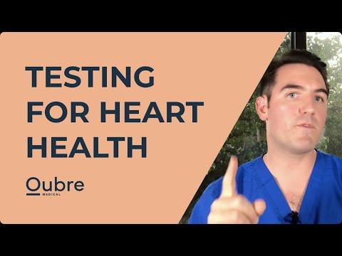 Testing for Heart Health