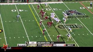 Blake Bortles vs Louisville (2013)