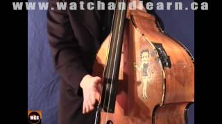 Triple Slap Rockabilly Upright Bass - Essential Rockabilly Lick