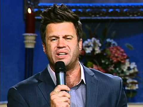 Wess Morgan - I Choose To Worship from Houston's TBN Affiliate