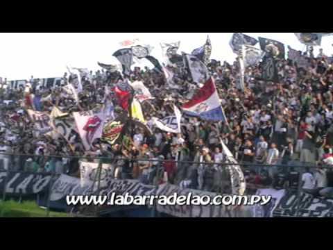 """LBO """"..Ya suenan los bombos y los redoblantes.."""" + GOL VS Tacuary - Aper. 2010 - La Barra del Olimpia - Olimpia"""