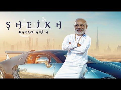 Sheikh | Narendra Modi | Karan Aujla I Rupan Bal | Manna I Latest Punjabi Songs 2020