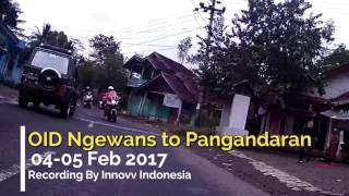 Group riding with Fun in Indonesia