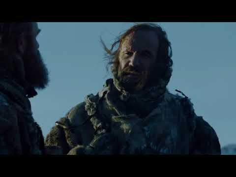 Funny Conversation Between Tormund And The Hound, Game of Thrones Season 7 Episode 6