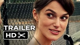 Begin Again Official Trailer #1 (2014) - Keira Knightley, Adam Levine Movie HD - YouTube