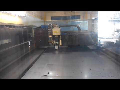 2D laser TRUMPF TruLaser 5030 2007