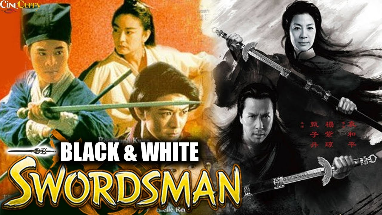 Black & White Swords Man | Dubbed in Hindi l Chinese Action Movie