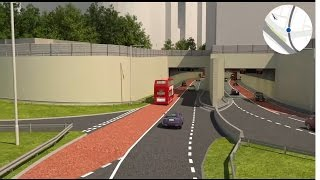 Silvertown Tunnel Consultation - Fly through