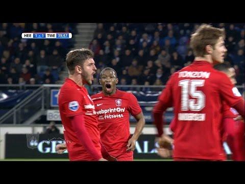 Samenvatting SC Heerenveen - FC Twente
