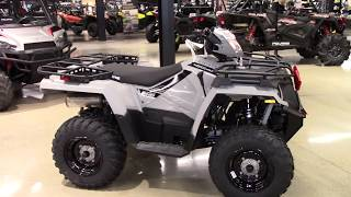 9. 2019 Polaris Industries SPORTSMAN 450 HO UTILITY EDITION - New ATV For Sale - Niles, Ohio