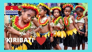 Kiribati, Tarawa Atoll: Here's a remarkable documentary including only the the beautiful faces of the wonderful people of Kiribati...