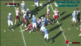 James Hurst vs Boston College (2013)