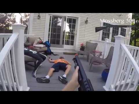 Real life Gun Game 3.0/ Call Of Airsoft