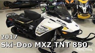 1. 2017 MXZ TNT 850 E-TEC by Ski-Doo