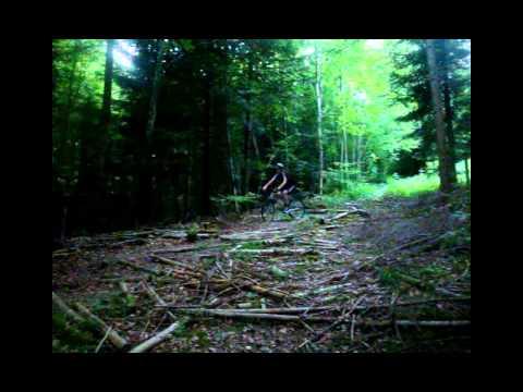 downhill in holziken
