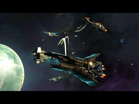 Endless Space, часть 01. Пошаговая стратегия Endless Space. Круче Civilization?! AlMoDi