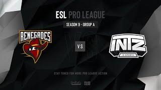 Renegades vs INTZ - ESL Pro League Season 9 NA- map1 - de_dust2 [SSW & MintGod]