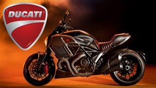10. Ducati Diavel Diesel Unveiled (limited edition motorcycle 2017)
