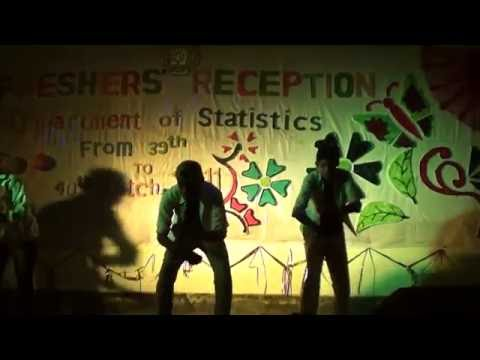 Download Krishno Korla Lila- an awesome stage performance by Sazal, Rasel, Anis &  Arif from JU HD Mp4 3GP Video and MP3