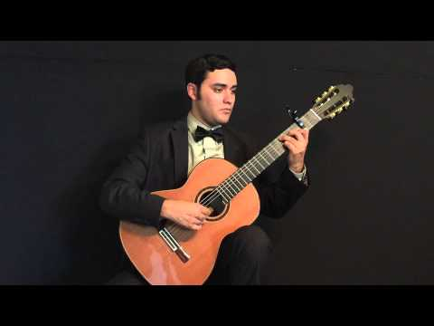 Open Arms, Jesse Ramirez- Classical Guitar