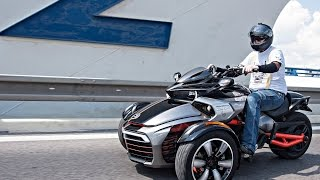 6. Can Am Spyder F3 full review