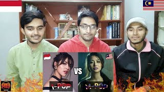 Video Foreigner Reacts To: I-POP (Indonesia) vs M-POP (Malaysia) | Which your favorite? MP3, 3GP, MP4, WEBM, AVI, FLV Februari 2019