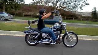 5. 2008 Harley Davidson Dyna FXDL WIth 21