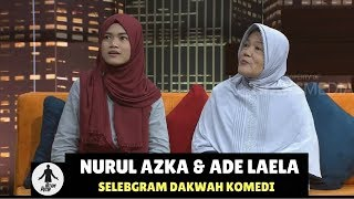 Video NURUL AZKA & ADE LAELA, SELEBGRAM DAKWAH KOMEDI | HITAM PUTIH (11/01/18) 1-4 MP3, 3GP, MP4, WEBM, AVI, FLV Januari 2018