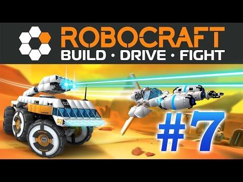 Robocraft - #7 - стабильно на втором =)