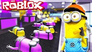1,000,000 EVIL MINION ROBLOX ARMY! (INSANE Minion Factory Tycoon)
