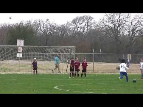 021917 FC Dallas vs Allegiance Tiro Libre Salvi