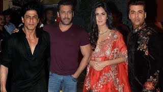 Video Salman Khan's GRAND Diwali Party 2017 Full Video HD | Shahrukh Khan, Katrina Kaif, Karan Johar MP3, 3GP, MP4, WEBM, AVI, FLV Oktober 2017