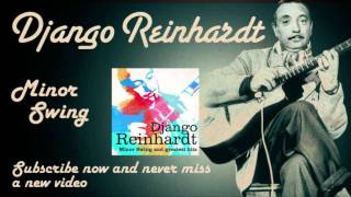 Django Reinhardt - Minor Swing - Official - YouTube