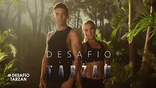 Video A Lenda de Tarzan - #DesafioTarzan   Semana 1 (Introdução) MP3, 3GP, MP4, WEBM, AVI, FLV Desember 2018