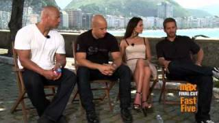 Nonton Final Cut  Fast Five Cast In Rio   Part 1  Cinemax  Film Subtitle Indonesia Streaming Movie Download