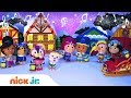 'Snow Much Fun' ❄️ Holiday Music Video w/ PAW Patrol, Blaze, Shimmer & More!   Nick Jr. Holiday Song