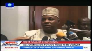 Nigerian Army Can't Defeat Boko Haram- Governor Shettima