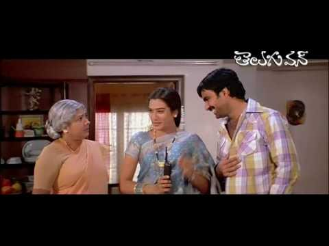 Comedy Scene From Dubai Seenu