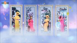 Tâm Sự Nàng Xuân - CẨM LY [Official MV], nhac tet, tuyen tap nhac tet, nhac xuan