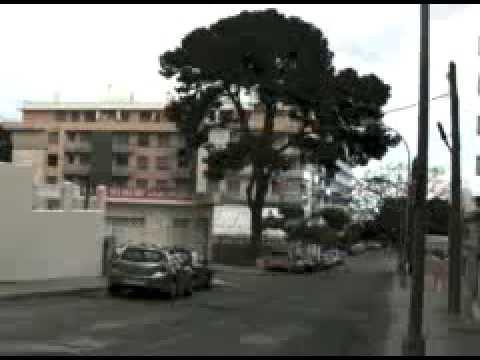 Benalmádena Puerto Deportivo. Avenida del Mar Video