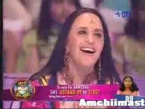 Video Anwesha - Star VOI Chote Ustaad 2008- Morni Bag Ma Bole download in MP3, 3GP, MP4, WEBM, AVI, FLV January 2017