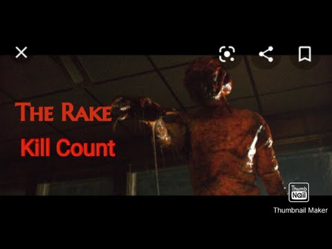 The Rake (2018) - Kill Count